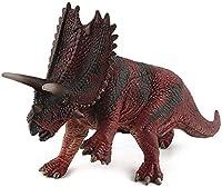 恐竜動物のおもちゃ先史時代のペンタグラムの手作りモデルソリッドプラスチック教育ギフトエンターテインメントのお気に入りシミュレーションモデル恐竜