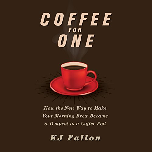 Coffee for One audiobook cover art