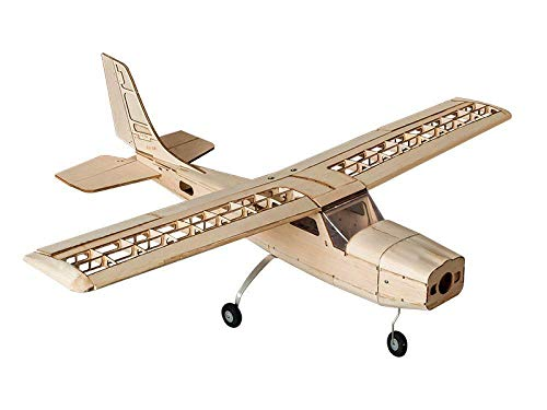 Torcster Cessna 960mm Holzbaukasten Modellflugzeug für RC