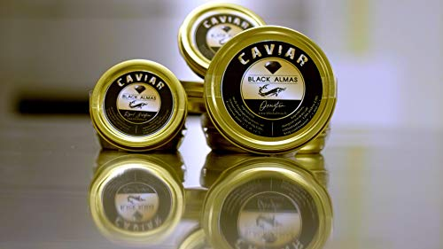 Caviar Royal selection, Caviar Top selection, Caviar Baerii Classic (3 x 100 gr)