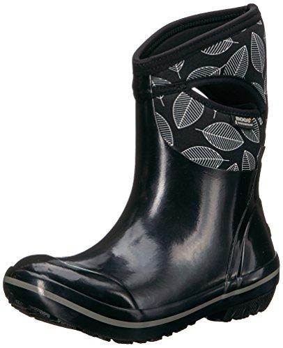 Bogs Women's Plimsoll Leafy MID Snow Boot,
