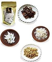 薬膳始めよう! 秋 の薬膳食品5種セット 茶・食品