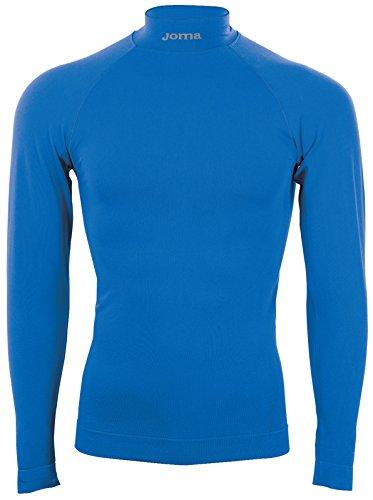 Joma Classic Camiseta Térmica, Hombres, Azul Royal, L/XL
