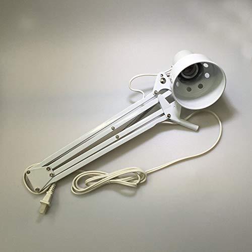 Lámpara de luz de trabajo con abrazadera para máquina de coser industrial