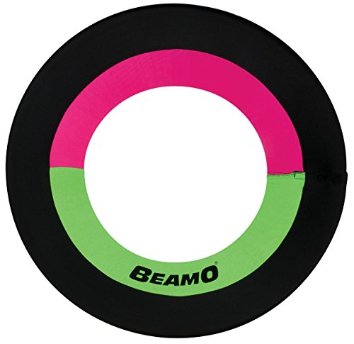 Toysmith Get Outside GO Beamo Flying Hoop 30Inch Assorted Colors