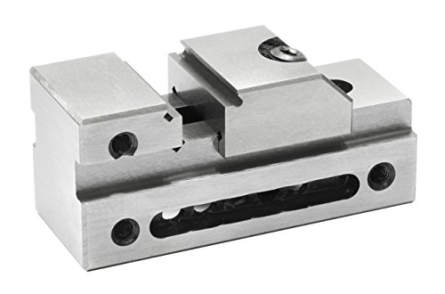 WABECO Mini Niederzug Schraubstock 25 mm Kontroll Schraubstock