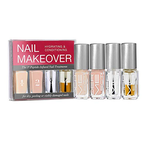 DERMELECT- Nail Makeover Kit (4 Piece Mini Set)