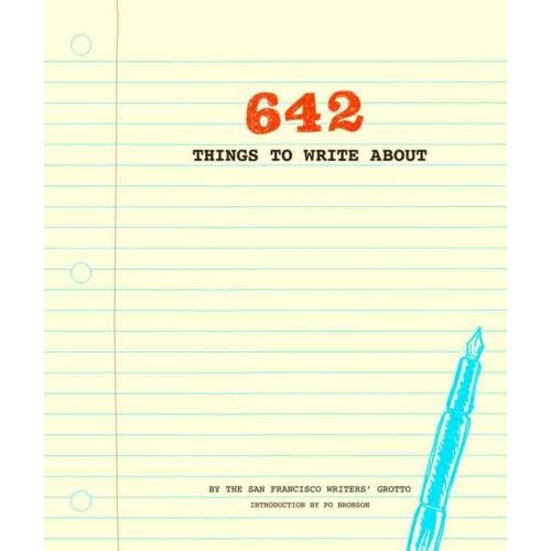 642 things to write about review