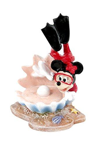 Penn-Plax 9896Mickey Mouse Minnie Tauchend