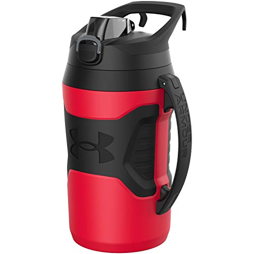 UNDER ARMOUR 64oz Playmaker Jug Red