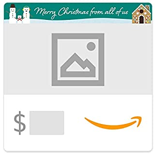 Amazon eGift Card - Your Upload - From All of Us Snowfamily (B08CYVPGBS) | Amazon price tracker / tracking, Amazon price history charts, Amazon price watches, Amazon price drop alerts