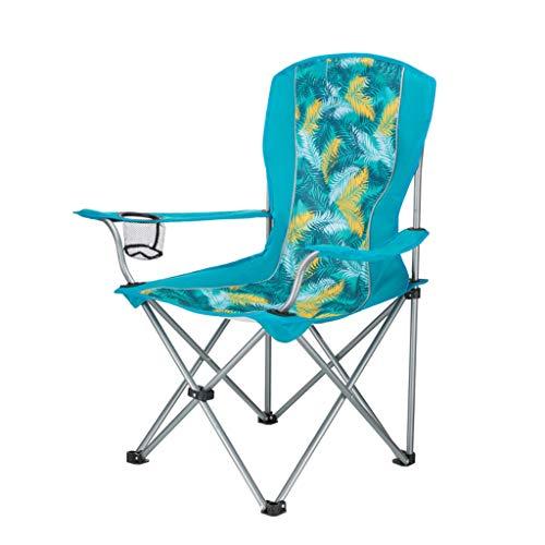 Chaise de pêche/Chaise de Plage Portable Pliante/Tabouret Pliant pour étudiant en Art/Mazar/Chaise Pliante pour extérieur (pour Plage, Croquis, pêche, Plein air)