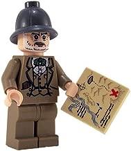 LEGO Professor Henry Jones Indiana Jones Figure