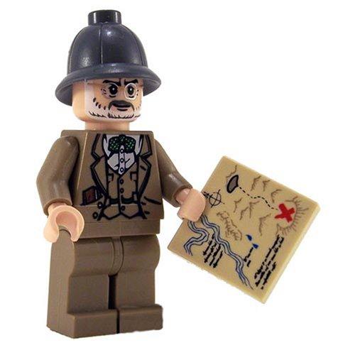 LEGO Indiana Jones - Profesor Henry Jones