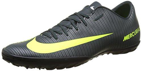 Nike Herren MercurialX Victory VI CR7 TF Fußballschuhe, Mehrfarbig (Indigo 001), 45 EU
