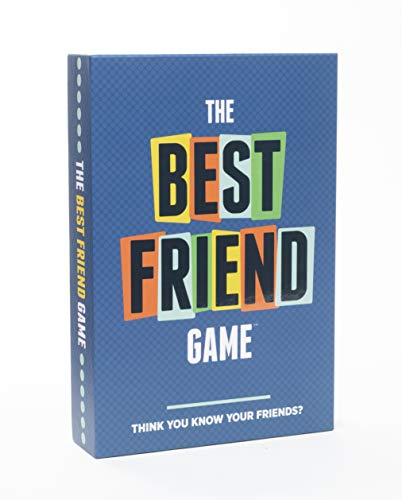 The Best Friend Game - Think You Know Your Friends? [A Party Game]