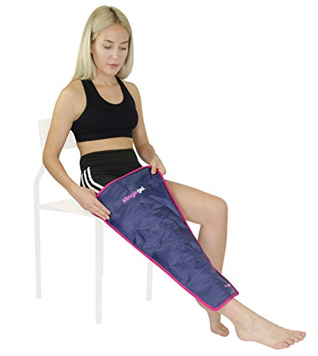 Leg Ice Pack - Professional Cold Therapy - Reduces Pain, Swelling & Inflammation - Reusable for Injuries, Sprains, Arthritis & More (by Magic Gel)