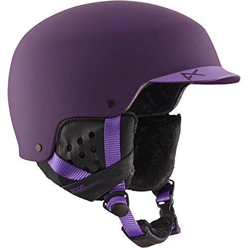 Anon Damen Snowboardhelm AERA, Imperial Purple, L