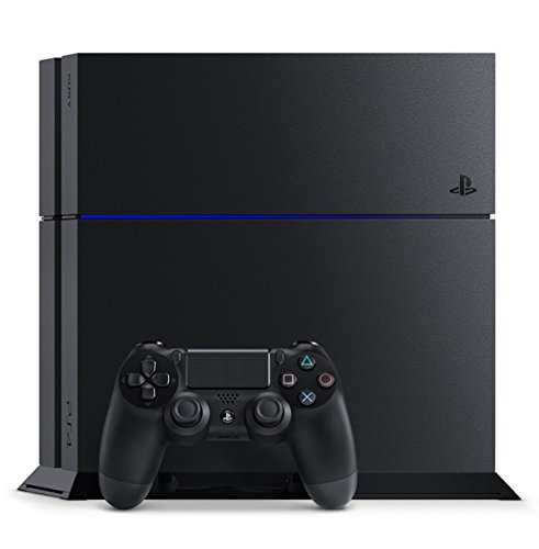PlayStation 4 HDD 500GB Jet Black CUH-1200AB01 [PS4 - Brand New] import japon