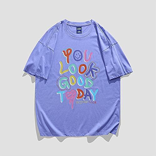 3D Impreso Fantástica Boy's T-Shirt,Camiseta de Manga Corta Mangas de algodón Suelto de los hombres-CT111 Pyland_Metro