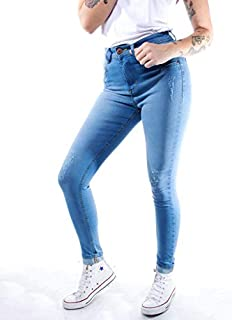 Calça Jeans Moscova Skinny Sky Blue