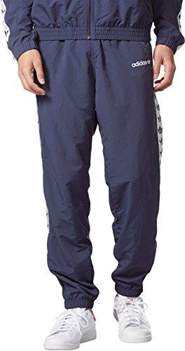 adidas Herren TNT Tape Wind P Sweatshirt, Blau/Azutra/Blanco, XL