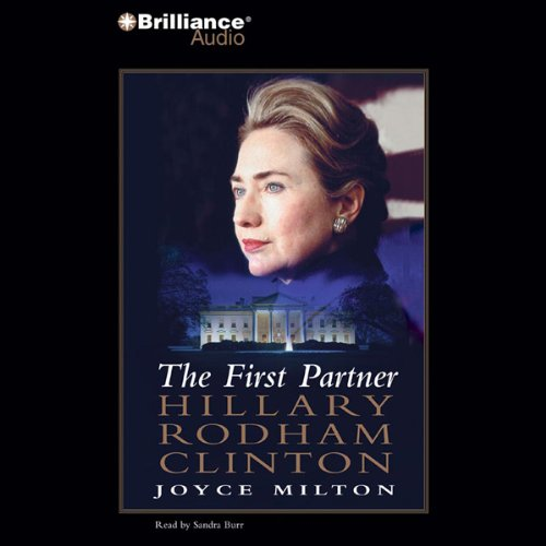 The First Partner cover art