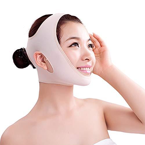 V-Line Chin Cheek Lift Up Band pour Les Femmes Masque De Ceinture Sangle De Anti-âge Minceur Visage Bandage Shaper Peut L'utiliser Anytime