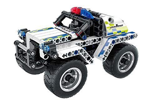Teknotoys 85000064 Konstruktionsfahrzeug, blau