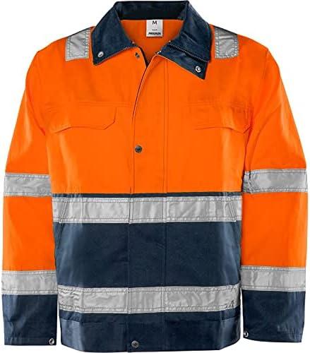 Fristads Kansas Workwear 100001 High Vis Work Jacket