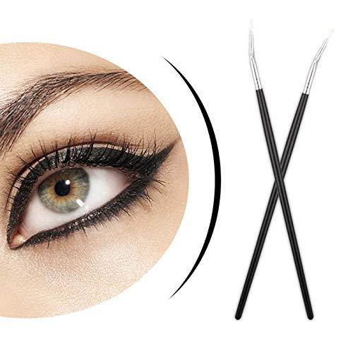 Maquillage Professionnel Cosmétique Brosse Pour Les Yeux Fard À Paupières Eye Brow Outil Lèvres Eyeliner Brosses Brosse Eyeliner De Mode