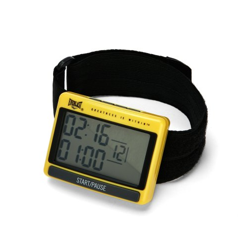 Everlast 7011 Interval Training Timer Yellow