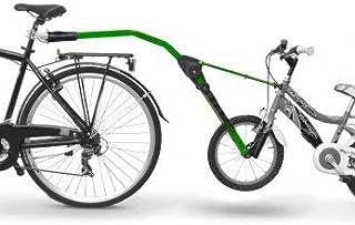 PERUZZO Trail Angel Soporte de ciclismo para adultos Unisex, Verde, Talla única