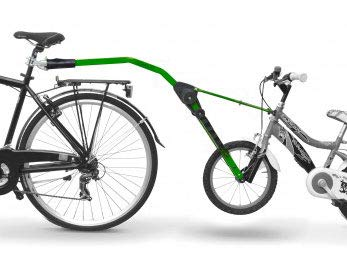 Peruzzo Trail Angel Fahrradhalterung für Erwachsene, Unisex, Grün, Einheitsgröße