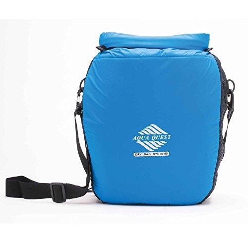 Aqua Quest COOL CAT wasserdichte Thermo-Kühltasche 12L Blau, halten Sie Lebensmittel heiß für Picknick, Bootfahren, Baby
