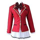 Anime Classroom of The Elite Cosplay Party Déguisement JK Uniforme Robe pour femme -...