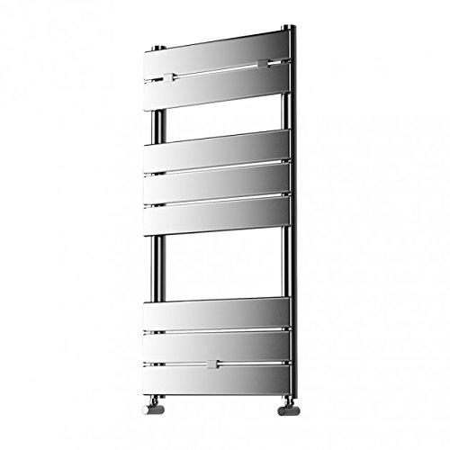 Home Standard® Imola - Radiador de toallas, 500 mm x 840 mm, cromado