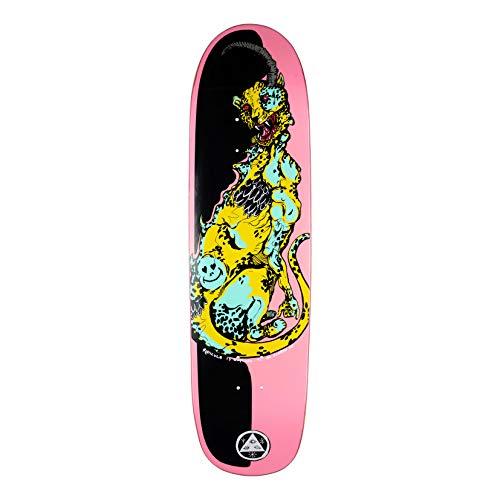 welcome - Tavola da Skateboard Cheetah 8,5' (Black Pink)