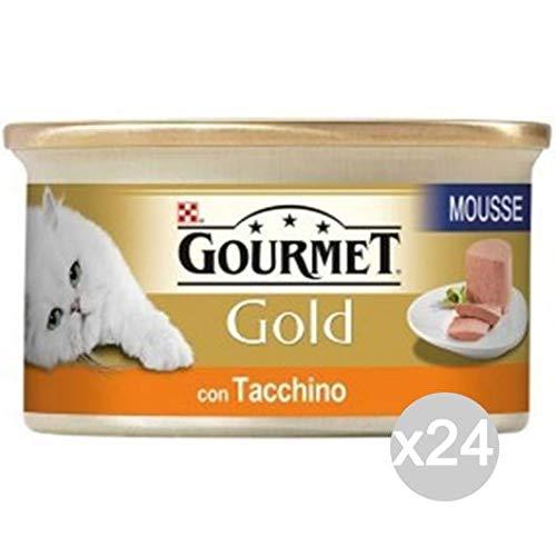 Gourmet Gold Mousse de dinino 85 g pour Chats