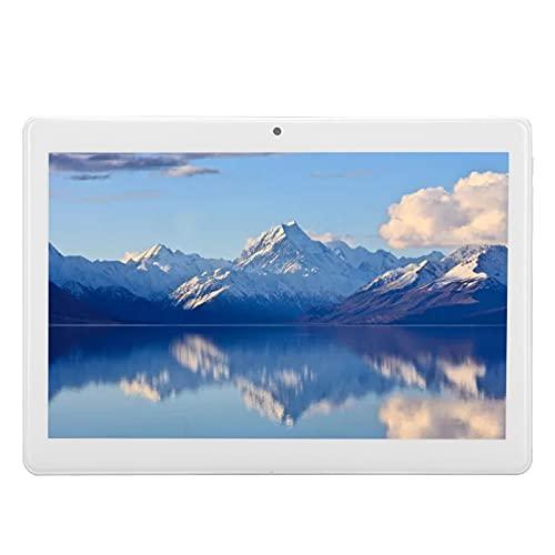 Tableta de 10 Pulgadas,Android 9.0 1280x800 IPS LCD HD Tableta de Cuatro Núcleos,2 GB de RAM,32 GB de Almacenamiento,Wi-Fi 2G Y 3G,Cámara Dual de Visualización Completa de 2MP + 5MP(EU)