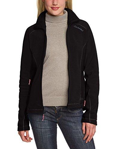 SCHÖFFEL Damen Jacke Erna, Black, 40, 10929-9990 by Schöffel