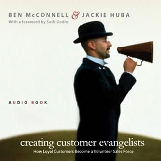 Creating Customer Evangelists cover art