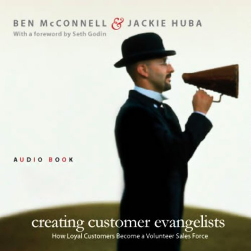 Creating Customer Evangelists audiobook cover art