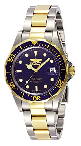 Invicta Men's 8935 Pro Diver Collection Two-Tone Stainless Steel Watch with Link Bracelet