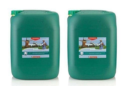 Canna Aqua Vega A and B 20 Liters