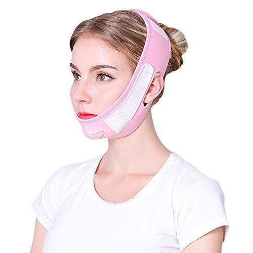 Dr.Lefran Facelifting Abnehmen Gürtel, V Face Slim Bandage Hautpflege Lift Reduzieren Doppelkinn-Gesichtsmaske, Anti-Aging-Falten, Reduzieren des Doppelkinns, Anti Schnarchen