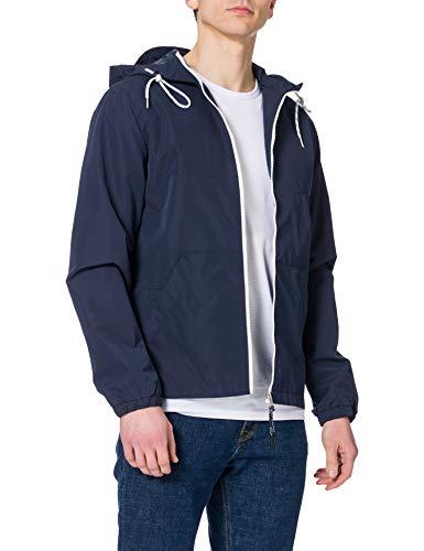 Jack & Jones Jorluke Jacket Ltn Blouson transitoire, Blazer Bleu Marine, L Homme