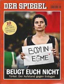 Der Spiegel 2013-25 Beugt euch nicht - Türkei - Der Aufstand gegen Erdogan