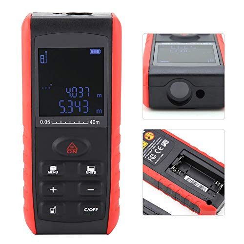 𝐂𝐡𝐫𝐢𝐬𝐭𝐦𝐚𝐬 𝐆𝐢𝐟𝐭 Télémètre Lasers numériques, KXL-E Lasers numériques de poche Télémètre Télémètre Mesurer Diastimètre(#1)