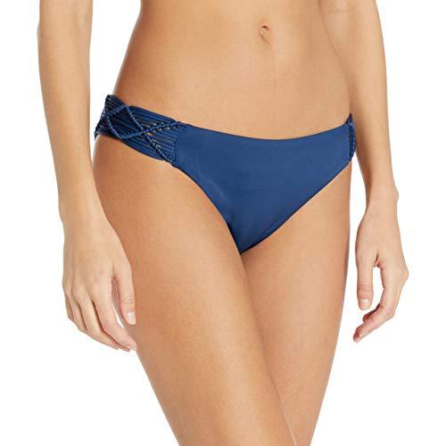 Dolce Vita Women's Macrame Swim Separates, Dusk Hipster Bottom, Small